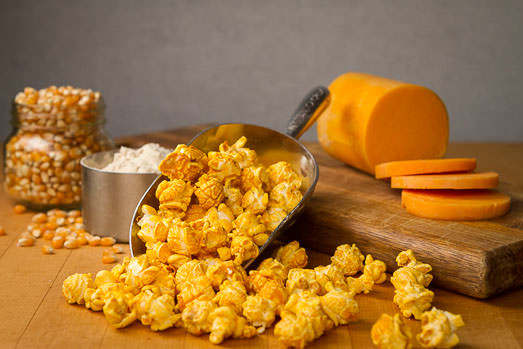 Beer-Cheddar-Corn