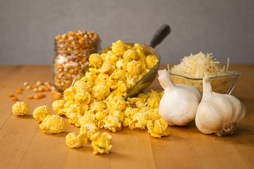 Garlic-Parmasan-Corn