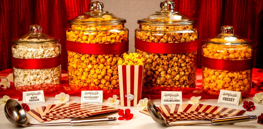 wedding-event-gourmet-popcorn-bar