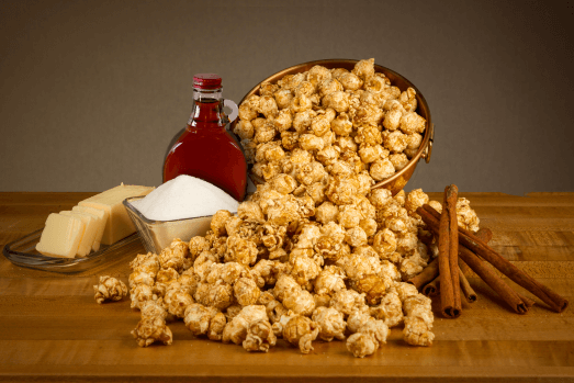 French-Toast-Popcorn-Ingredients