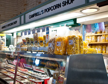 Campbells Sweets Factory West Side Market