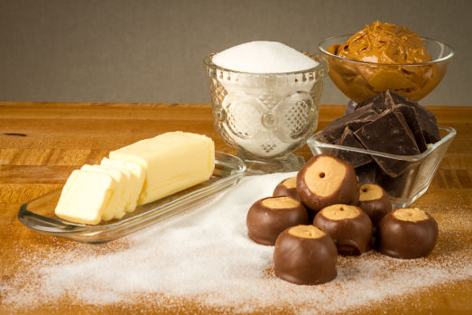 chocolate-buckeyes-ingredients