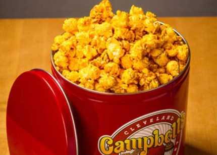 1 Gallon Popcorn Tin