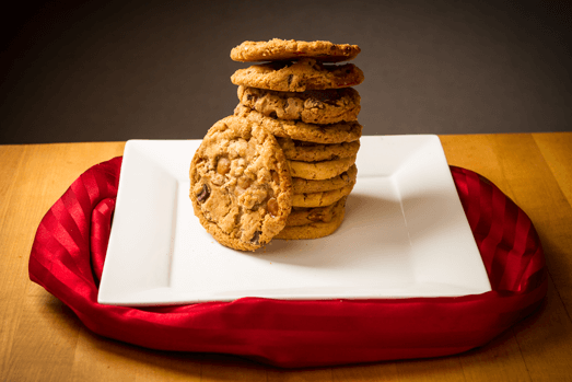 Fresh Baked Cookies Stack ...